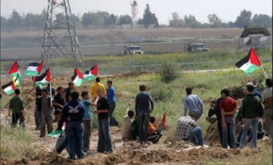 Gaza – Leben an der Grenze @ Werkstatt für internationale Kultur und Politik, Saal