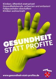 Gesundheit ist ein Menschenrecht,  keine Ware - Demonstration @ Hamburg Altona