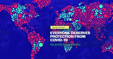 No Profit on Pandemic