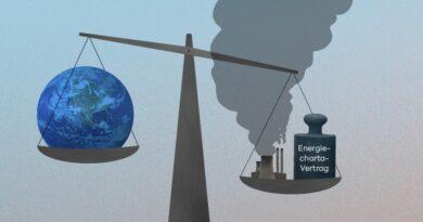 Der Energiecharta-Vertrag ist ein Klimakiller. Stoppen wir ihn!