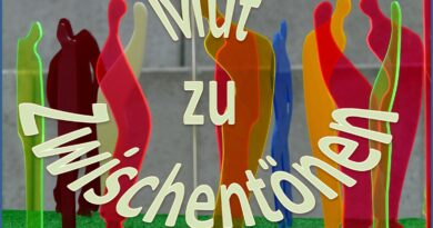 """""""Mut zu Zwischentönen"""" – Zur 5. Online-Veranstaltung"""